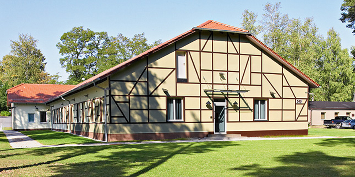 Headquarters Building 540, 636<br>Grafenwöhr