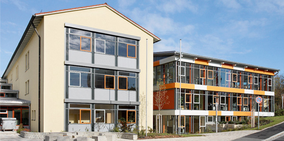 Neubau und Sanierung Berufliches Schulzentrum<br>Amberg