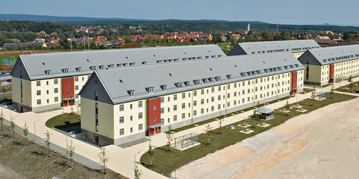 New Barracks 735, 740, 754, 760, 765 ,770, 775<br>Grafenwöhr