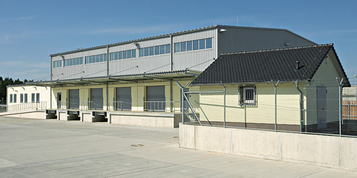 New Warehouse<br>Grafenwöhr